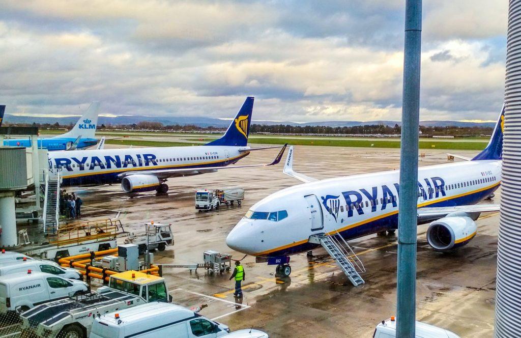 Ryanair-Lotnisko